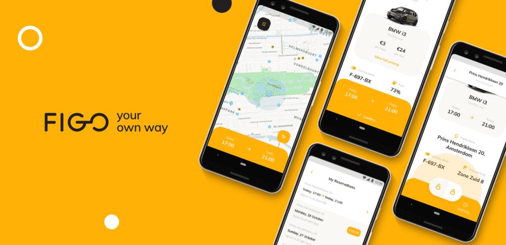 FIGO-app visuals