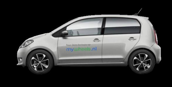 Citroën C1 op het FIGO platform in samenwerking met Mywheels